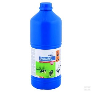 Disinfectant A (2.4 kg) - alkaline cleaning and disinfecting agent (CHLOROCIP K1)