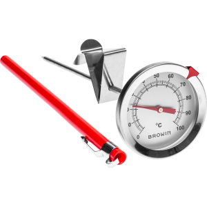 Spike thermometer with a clip 0 - 100 st. C