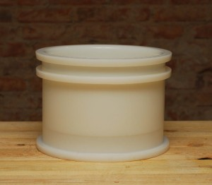 Cylindric mould with simple corners 8 kg