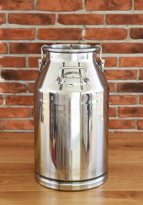 Stainless steel container / jug / pot 40 L