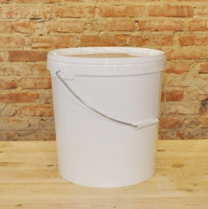 Bucket/Cheese container 20 L