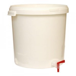 Creaming container 30L