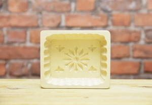 "Butter mould ""Old Poland flower"""